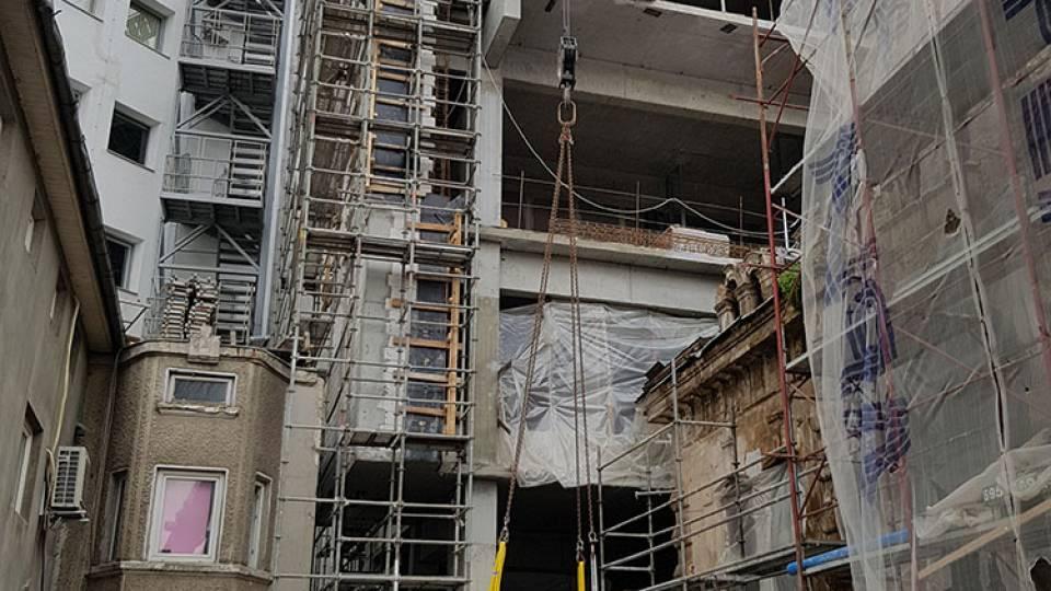 Sanador – Clinica + Casa monument – brachytherapy, radiotherapy, imaging