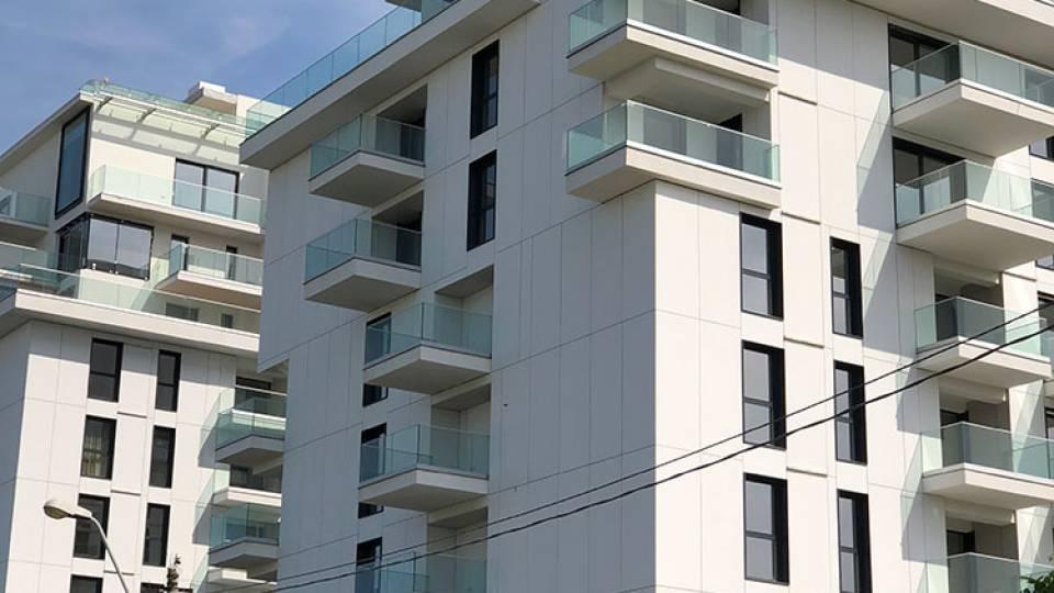 ONE UNITED Herastrau Plaza - Residential